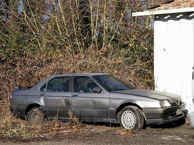 1990 Alfa Romeo 164 Twin Spark