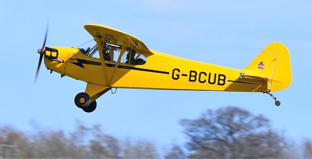 Piper J3C-65 Cub G-BCUB