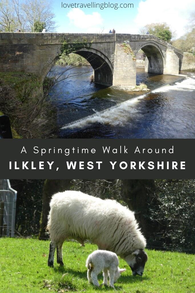 Ilkley Spring Walk