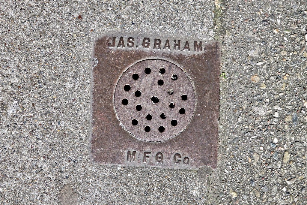 Jas. Graham Mfg. Co., San Francisco, CA