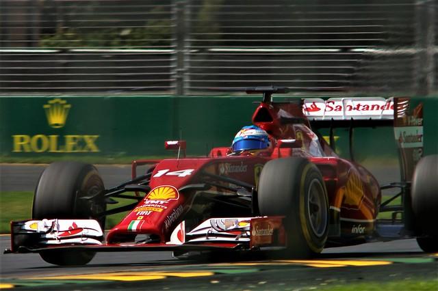 Ferrari F14-T (Fernando Alonso)