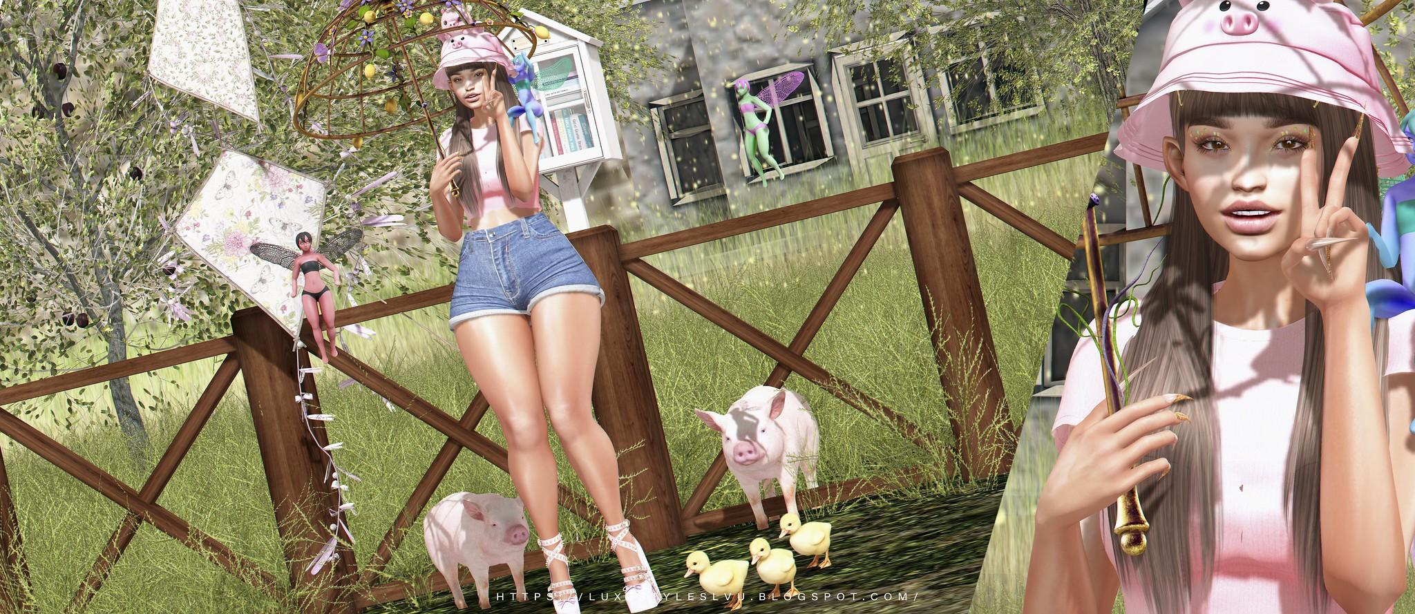 #122 Three Little Piggys 🐷🐷🐷