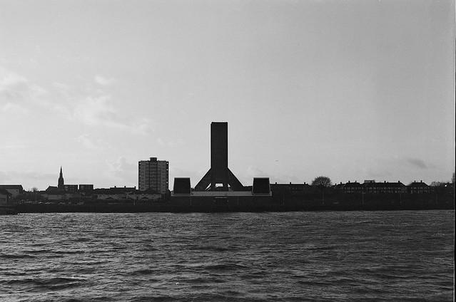 Brutal tower