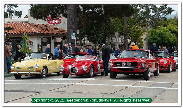 2018 Concours-on-the-Avenue, Carmel