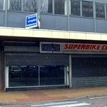Looking back - Superbike Centre on Church Street Preston