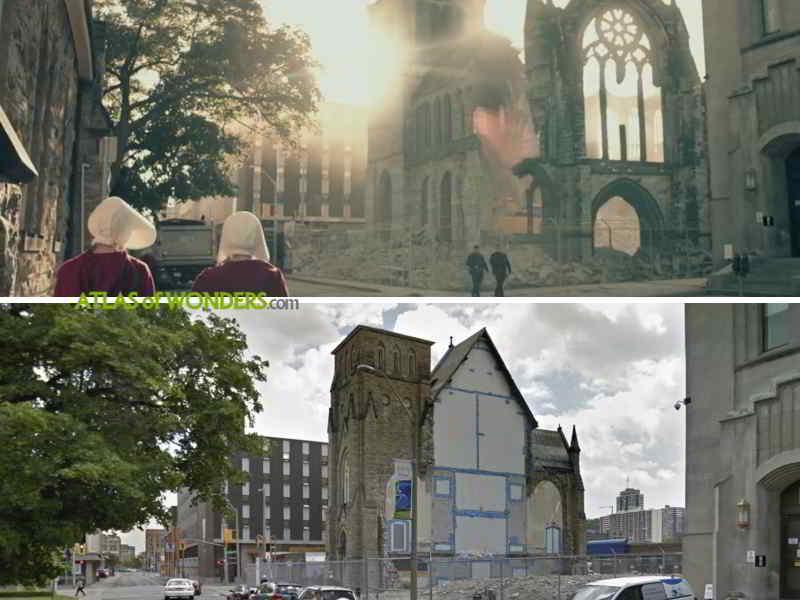 Church Hamilton