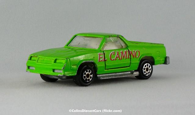 Majorette - Chevrolet El Camino SS