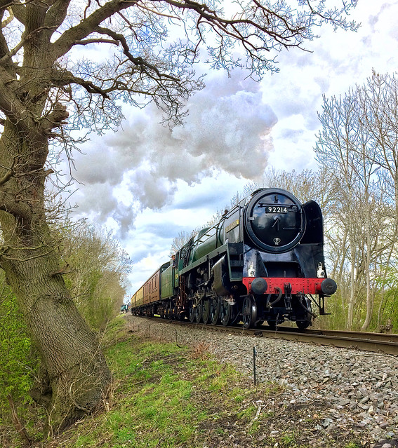 Great Central Railway Rothley Leicestershire 13th April 2021