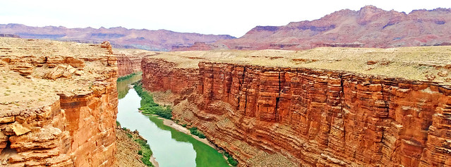 Marble Canyon, Grand Canyon's Beginning 2015