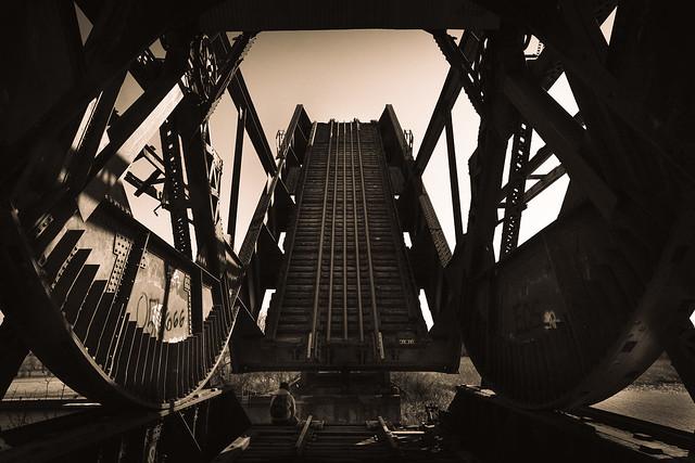 Smith Falls Bascule Bridge