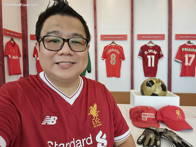liverpool fans cafe malaysia places and foods