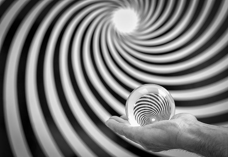 Fotografia em Palavras: Espiral