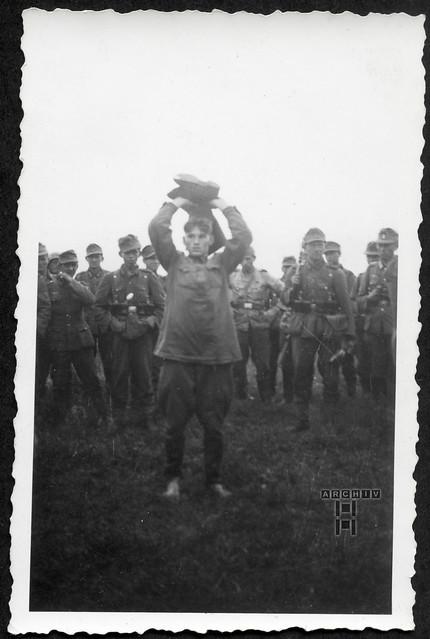 ArchivTappen23AAl2i464  Meine Dienstzeit, Rußlandfeldzug, WWII, 1939-1945
