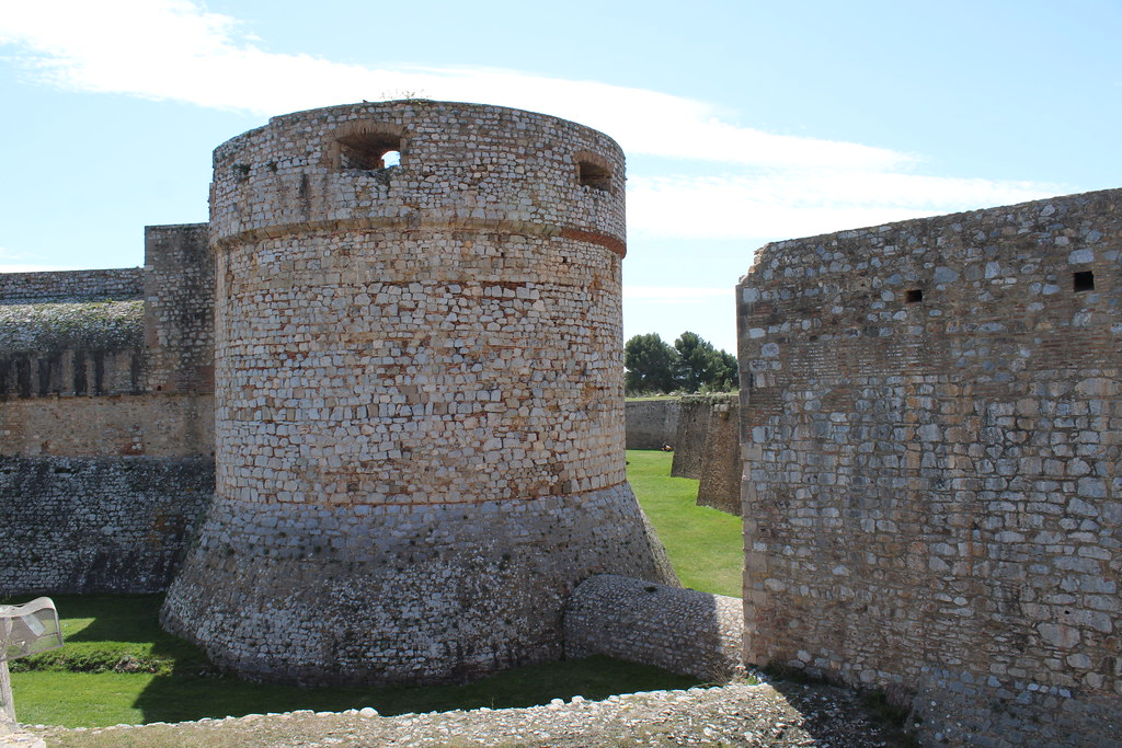 Le château-fort de Salses