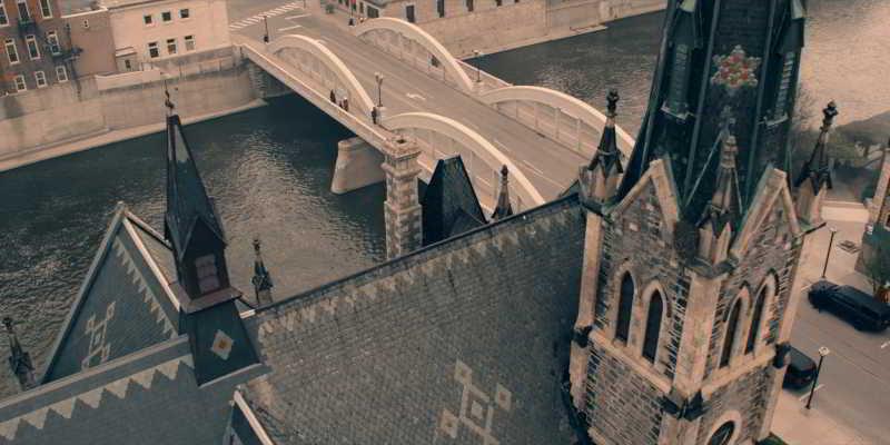 Main Street bridge Cambridge