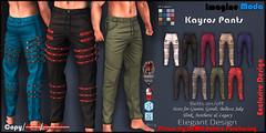 Kayros Pants