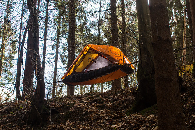 aerial a1 tent