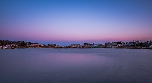 harwich wychmere sunset water harbor capecod