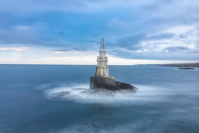 Ahtopol lighthouse(Explored)