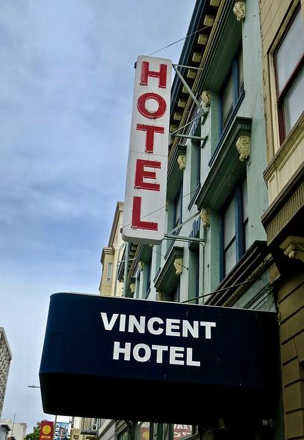 Vincent Hotel, San Francisco, CA