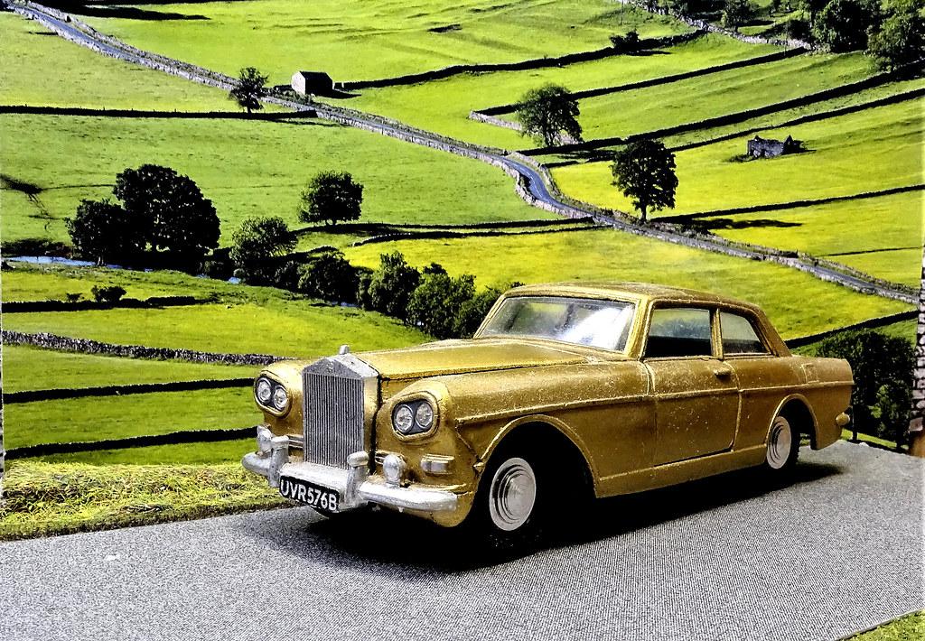 Rolls Royce Silver Cloud Mk3