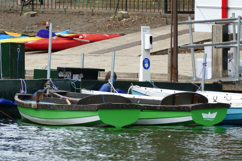 River Thames at Windsor 6-9-2020