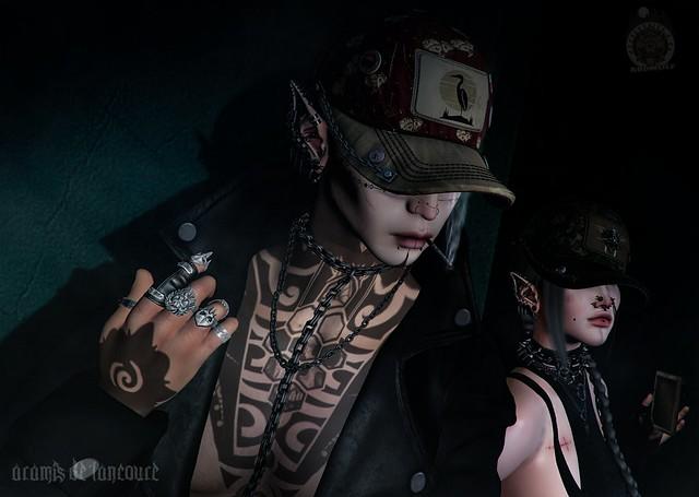 Badwolf - Urban Caps @ Fetish Fair