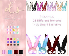 DS - Hunny Bunny Megapack 28 textures v