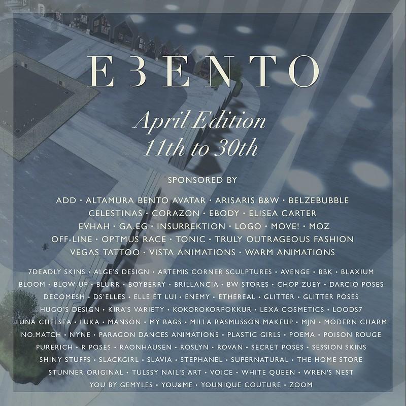 eBento - April 2021