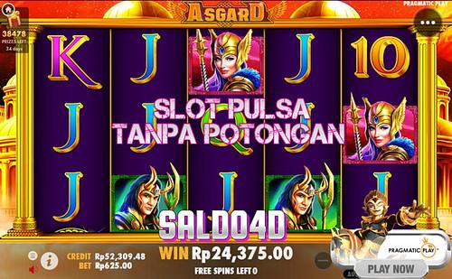 Judi Slot Asgard Pragmatic Play SALDO4D