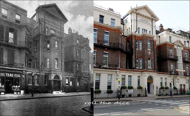 Lisson Grove`1910-2021