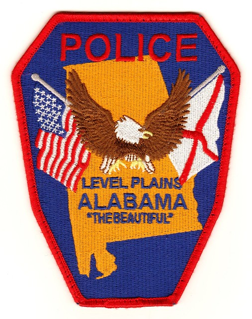 Level Plains Alabama Police