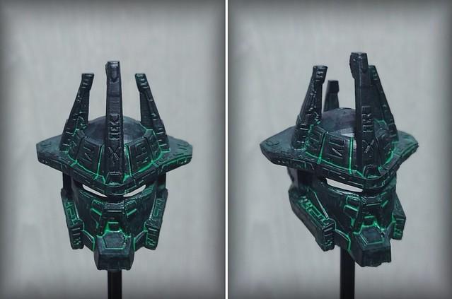 Legendary mask of creation Ver. Canon
