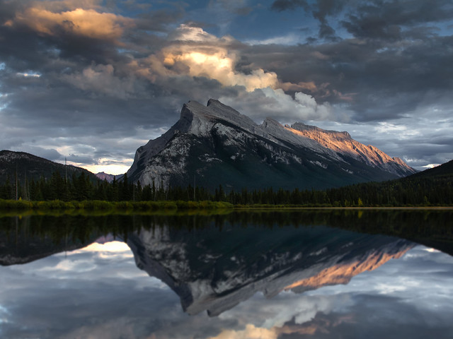 Mount Rundle (Explored)