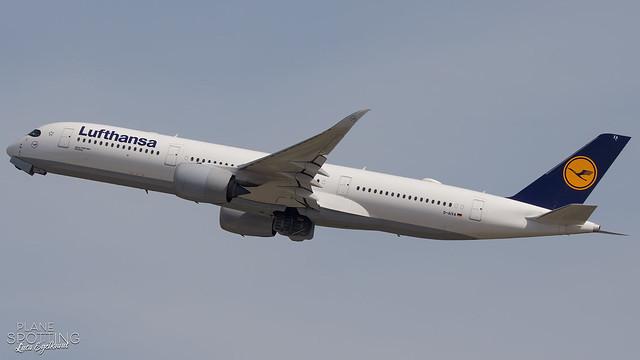 Lufthansa | A350-941 | D-AIXA | MUC/EDDM