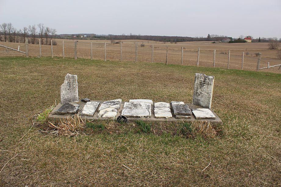 North Bend Mennonite Cemetery