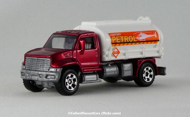 Matchbox - Petrol Pumper