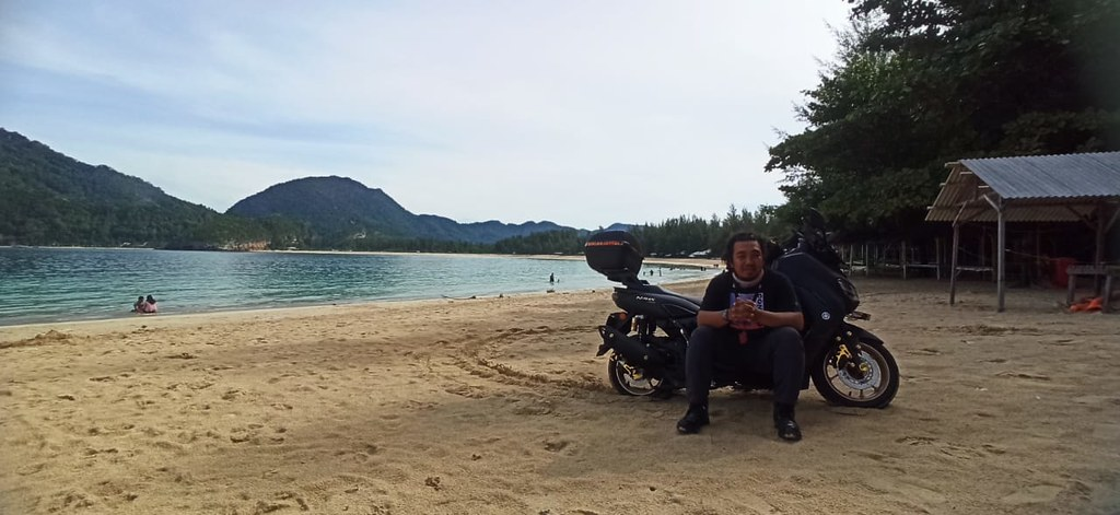 Virtual Touring Pantai