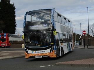 Stagecoach - 11501 - SN69ZRG - SCNE20210177StagecoachNorthEast