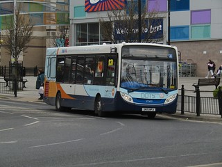 Stagecoach - 37307 - SK15HFA - SCNE20210149StagecoachNorthEast