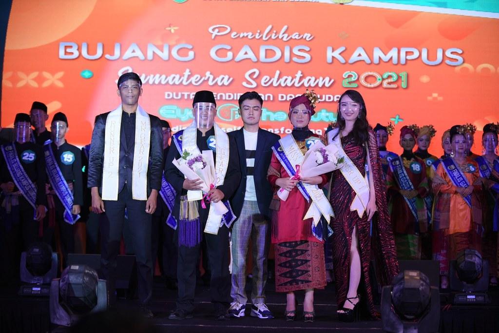 Mister dan Miss GEAR Kampus se-Provinsi Sumatera Selatan