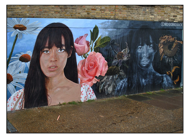 LONDON STREET ART by ANT CARVER.