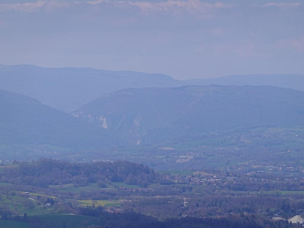 Gorge du Val de Fier @ Belvédère de Sainte-Catherine @ Semnoz