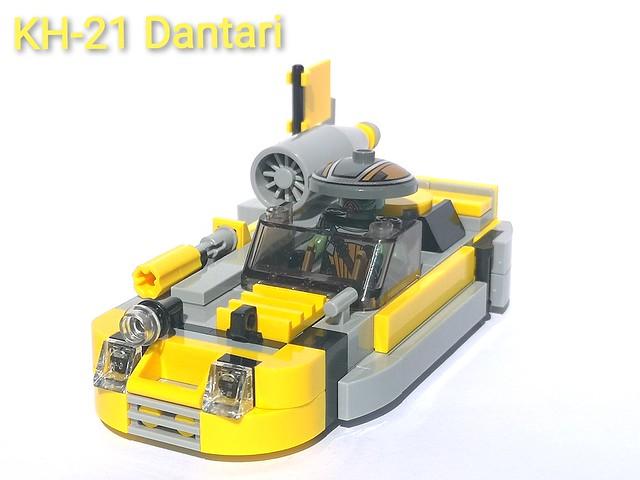 KH-21 Dantari