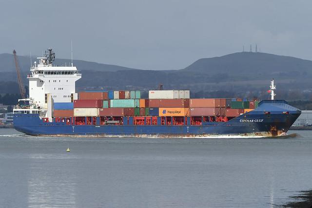 Conmar Gulf - Port Edgar - 10-04-21