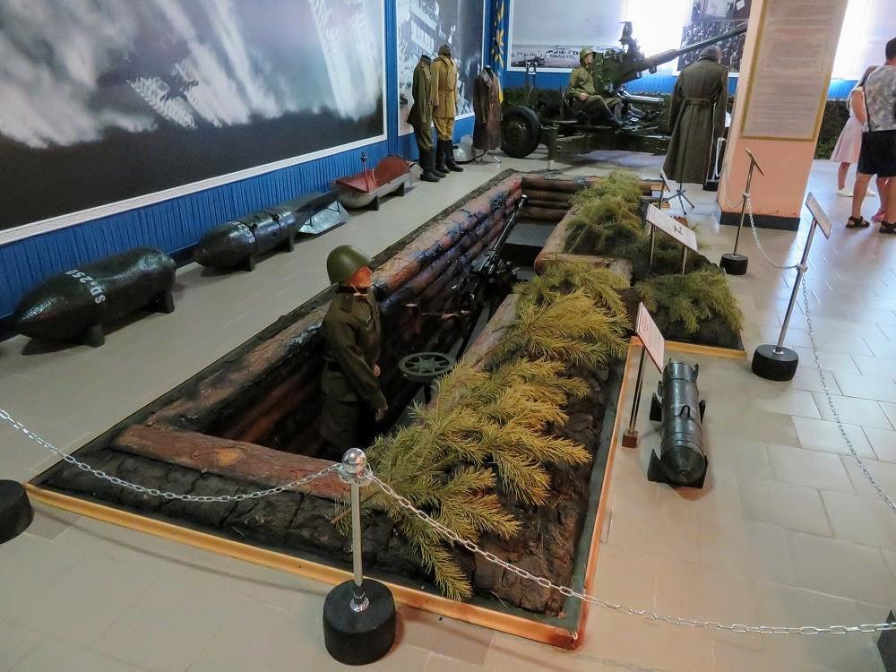 Украина. Полтавский музей тяжёлой бомбардировочной авиации. Часть 6