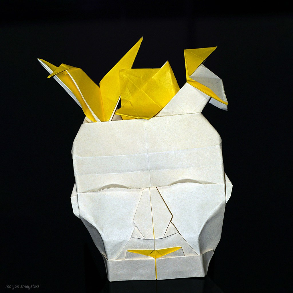 Origami on my mind