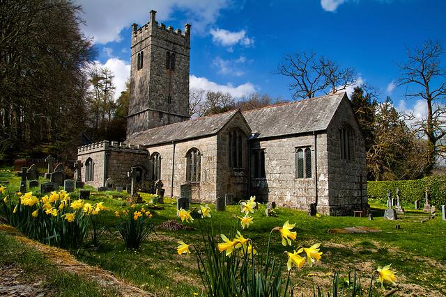 Gidleigh Church