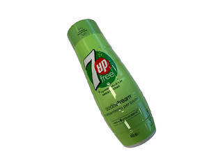 Concentrato bibite 7 Up Free 440 ml gasatore Sodastream Gazzosa