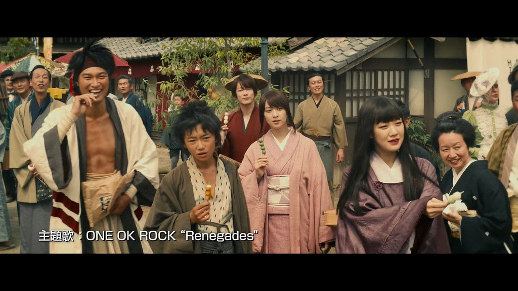 210415 - ONE OK ROCK 新歌「Renegades」完整版MV明晚公開、電影《神劍闖江湖 最終章 The Final》於23日上映!